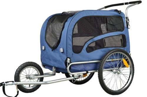 Doggyhut Large Pet Bike Trailer