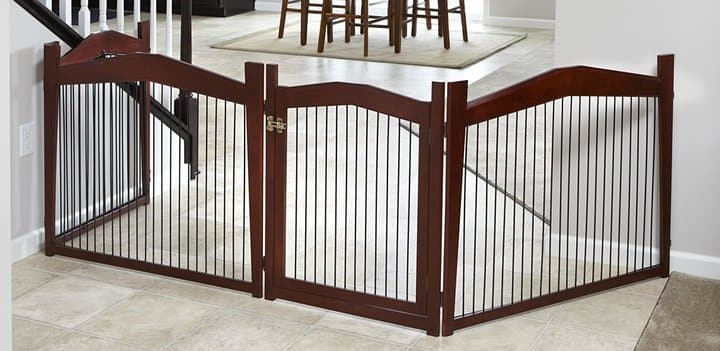 2-in-1 Configurable Dog Crate