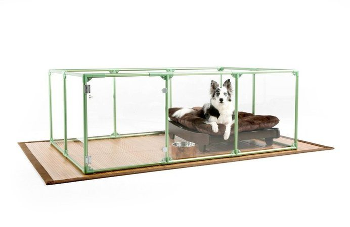Modern Dog Crate