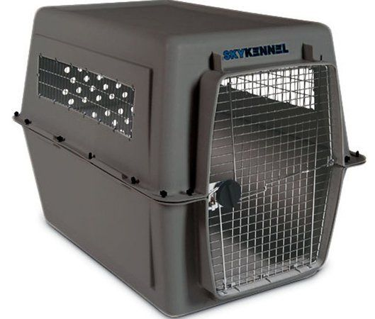 xl dog crate airline approved