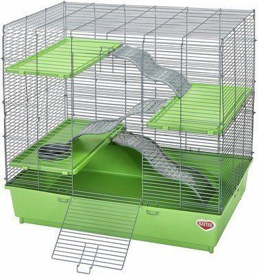 Chew proof rat cage